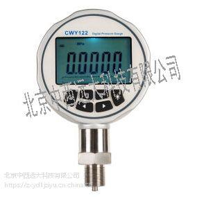 中西压力表/高精度压力表 (-0.1-2.5MPa 0.2级) 型号:XJ11/CWY122库号:M