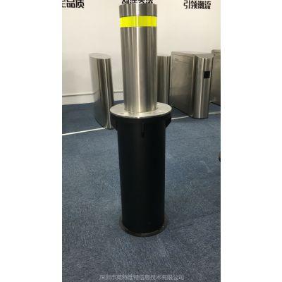 上海路障柱防撞自动升降全自动 液压升降防撞柱