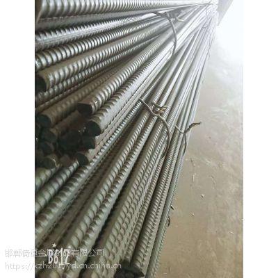 邯郸倚道φ25精轧螺纹钢psb830桥梁预应力直供厂家