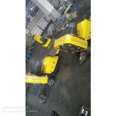 特锐小型混凝土水泥地坪地面打磨机-水磨地面机抛光机 研磨机直销