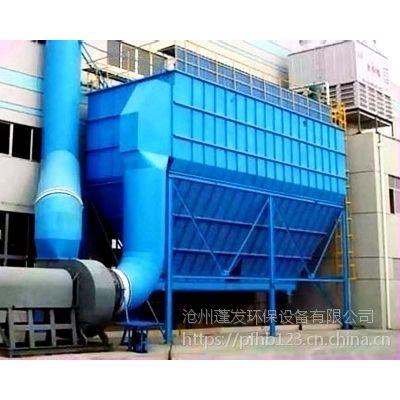 工业灰尘收集环保设备小型蓬发单机脉冲布袋除尘器的优点