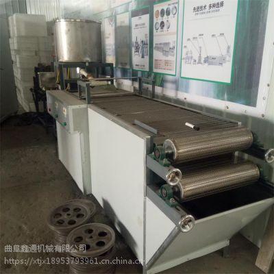 农用全自动五香豆腐皮机 厂家供应