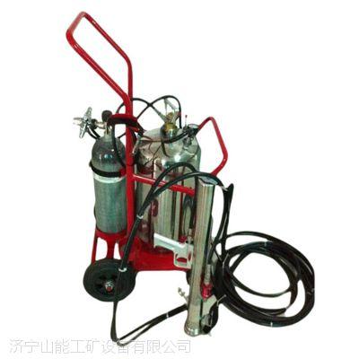 山能 铁岭QWMT50 脉冲气压喷雾装置 分类脉冲喷雾装置