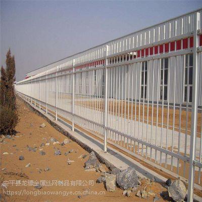 公园外墙栏杆 绿化带隔离护栏 产业园外墙护栏工程