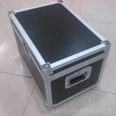 铝合金设备机械箱定做 大型设备运输铝箱 工具箱包包装定制