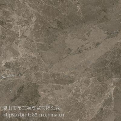佛山通体柔光大理石瓷砖定制十大品牌BY86207阿玛尼通体大理石瓷砖厂家选择布兰顿陶瓷。