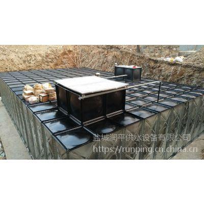 地埋式箱泵一体化 地埋水箱生产厂家
