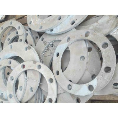 法兰盘、突缘盘、郑州法兰管件标准镀锌处理技术