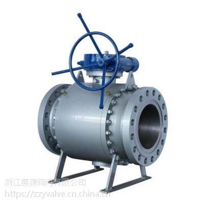 Q347F/H美标铸钢固定球阀