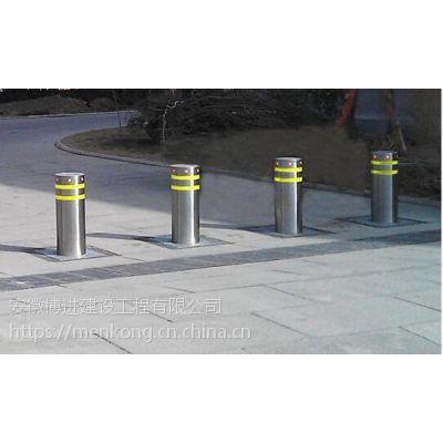汉中升降柱厂家全自动升降柱价格/汉中机电式通用型升降路障