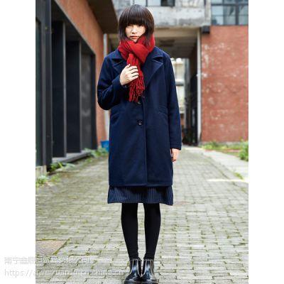 广州品牌女装折扣批发 布卡拉2018冬装专柜女装尾货货源低价批发处理