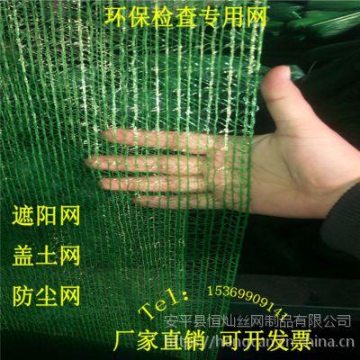 2.5针盖土网 环境检查防尘网 河北地区建筑垃圾覆盖网