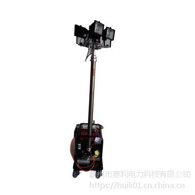 邦泽YDD-220全方位自动升降LED探照灯 防汛移动照明车 厂家直销