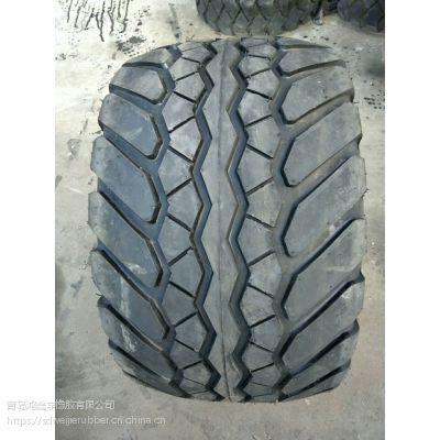 农业机械车轮 加厚16层级轮胎 19.0/45R17全钢真空轮胎