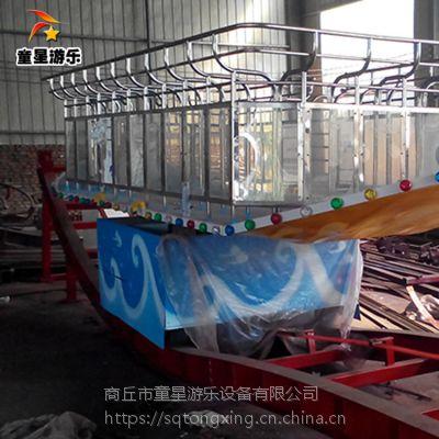 湖南庙会游乐设备冲浪者 室外游乐设备供应