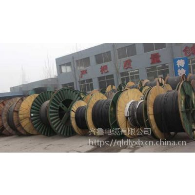 供应1千伏聚氯乙烯绝缘- VV-3*120齐鲁牌电缆