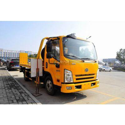 厂家直销重庆清障车 道路救援清障车每周回顾蓝牌