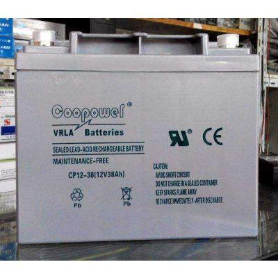 CooPower蓄电池CP12-33通信设备12V33AH工厂价格