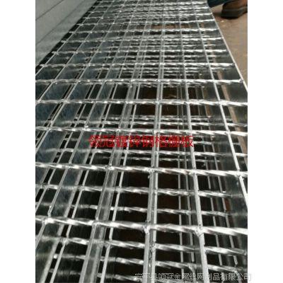 贵州毕节钢格栅板 毕节热镀锌钢格栅板水沟盖板 毕节403/30/100平台钢格栅板供应商