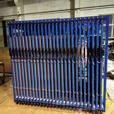 湖南板材储存货架 立式钢板货架 存取方便 保护板材