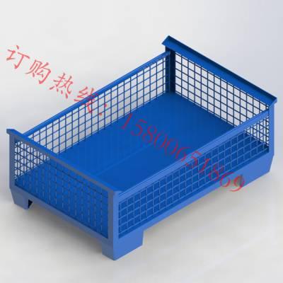 供应1200/800/500固定式可多层堆垛仓储笼
