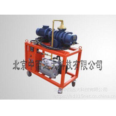 中西 SF6抽真空充气装置 型号:WG07-GDQC-250 库号:M407520