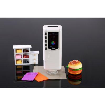 3nh三恩驰NR10QC色差计-塑胶、电子、涂层、油墨、涂料、薄膜等颜色测量