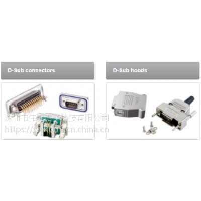 CONEC精密连接器121A10489XDIN