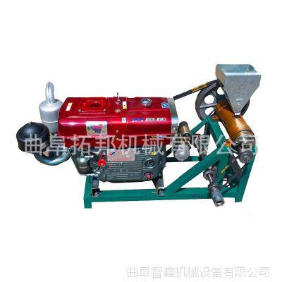 大米玉米膨化机 玉米多功能三号机 空心月牙弯管膨化机