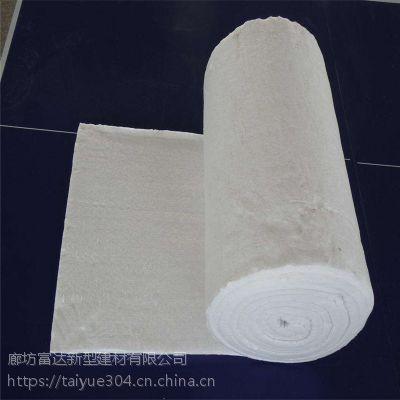 咸阳市低密度80kg硅酸铝毯一立方价格 防火硅酸铝针刺毯