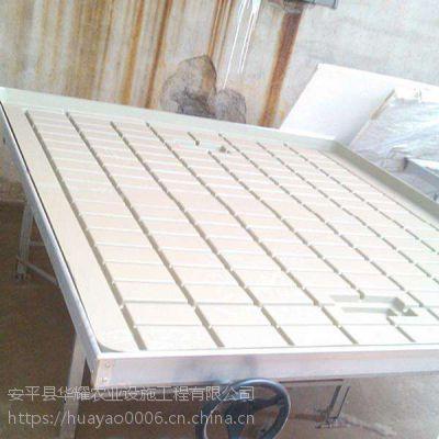 拼接潮汐面板昆明温室育苗重要设备@潮汐苗床系统