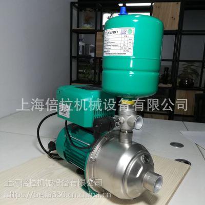 卧式循环泵德国威乐MHI405空气源热水循环泵