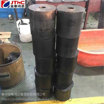 橡胶防撞块厂家加工@鸿丞异形橡胶防撞块生产厂家