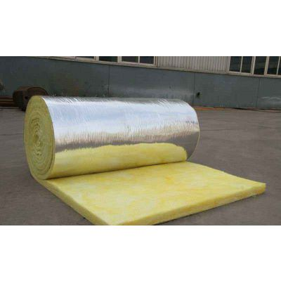 各种规格型号管道保温玻璃棉卷毡厂家