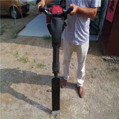 树木移植快速挖树机 轻便汽油起树机工厂价直销