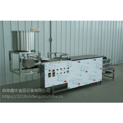 黑龙江新式干豆腐机全自动仿手工干豆腐机器客户力荐