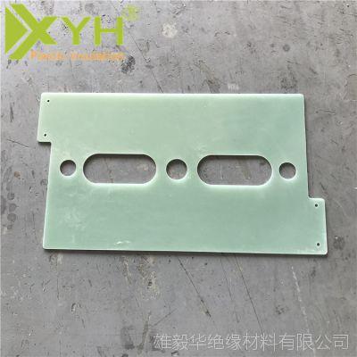 耐温水绿玻纤板 厂家热销纤维板 支持来图加工定制