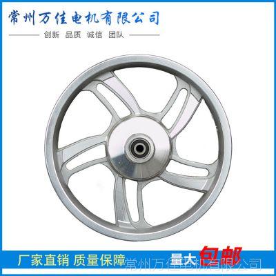 万佳批发供应 14寸154锂电前轮 各种型号电动车前轮 滑板车前轮