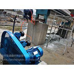锯割石材泥水快速脱水机搅拌站污水环保设备