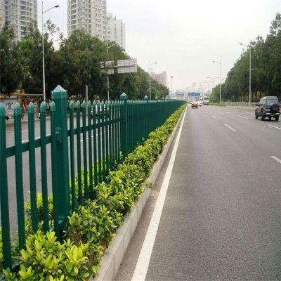 花池小栅栏 城市绿化带栏杆 铁艺小栅栏价格