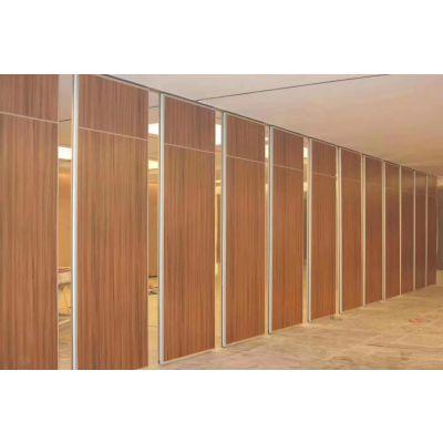 武汉+ 批发酒店会议厅超高活动隔断门板墙 可移动隔断墙 镜子 壁纸 软包皮革 硬包活动隔断