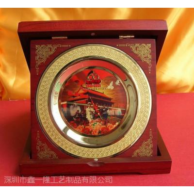 海口金属纪念币,纪念盘定做厂家三亚精致铜币合金币制作