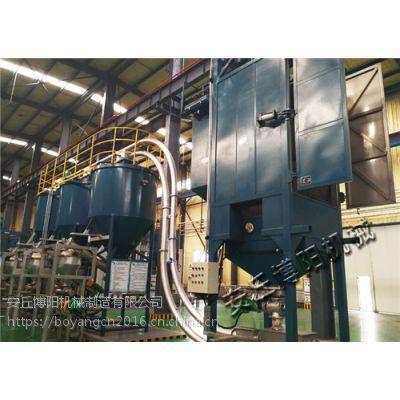 煤粉无尘卸料设备、自动破袋机非标定制