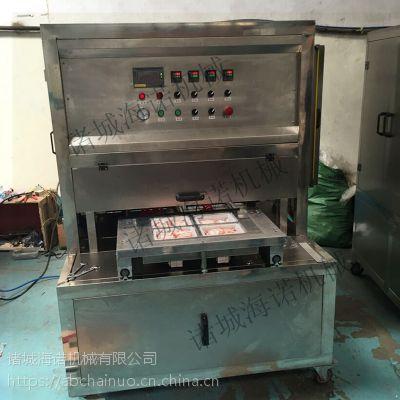 山东盒式生产厂家 盒装冷面气调锁鲜包装机