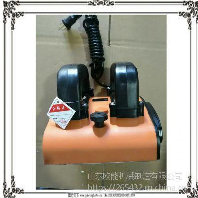 欧能翻新刨墙机无尘刮腻子机自动翻新无死角铲墙机