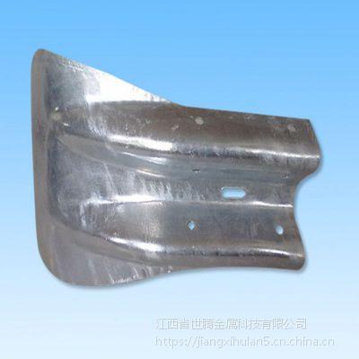 萍乡安装村镇路侧波形梁护栏板 公路防护波形梁钢护栏厂家