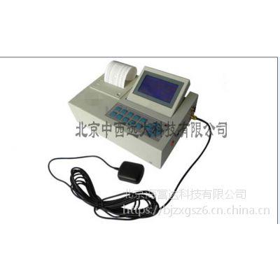 中西 ZT-D型便携式地铁线路检查仪/添乘仪 型号:NS10-ZT-D 库号:M34273