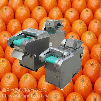 智航海带切丝机 鲜豆角腐竹切段机价格 红薯地瓜柠檬切丝切片机