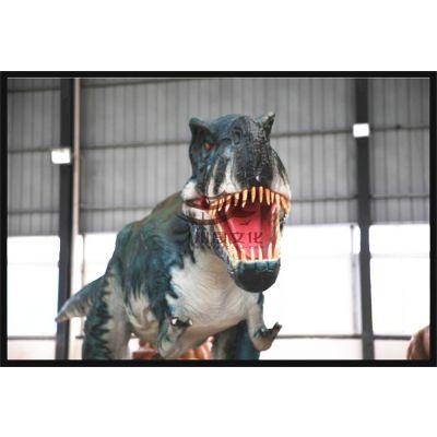 专注仿真恐龙研发 专业制作16年 行业标杆