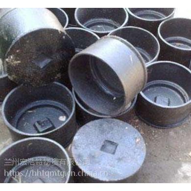 供兰州铸铁胶圈和甘肃铸铁检查口价格